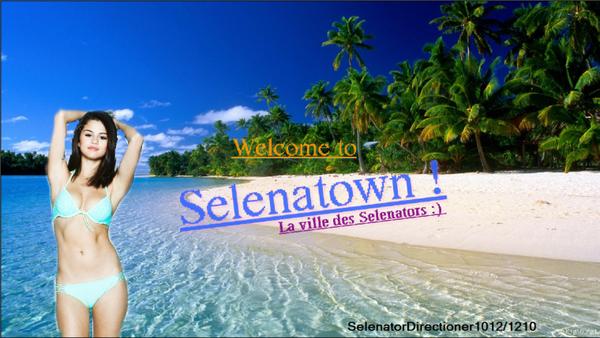 Selenatown !!! Remixez les Selenator ! NON AU PLAGIAT !