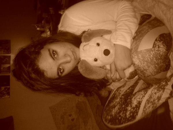 Mon nounours ♥