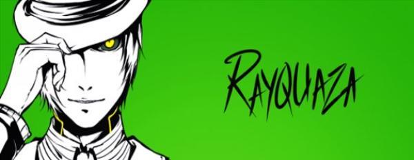 Rayquaza, kyogre & Groudon