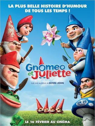 Gnomeo & Juliette