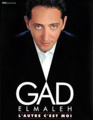 Gad Elmaleh - L'autre c'est moi