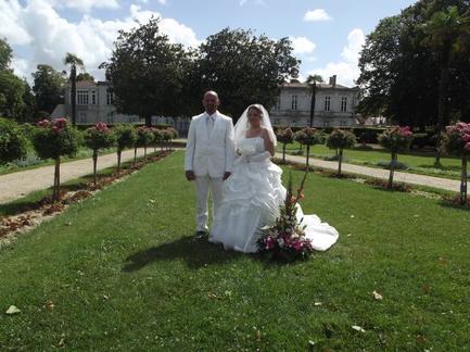 enfin... je suis mariée...
