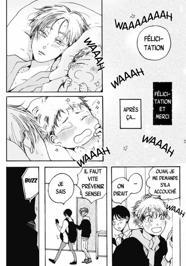 Sukijanaitte hyakkai tonaeta chapitre bonus partie 1