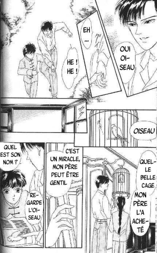 Kago no tori chapitre 2 partie 2