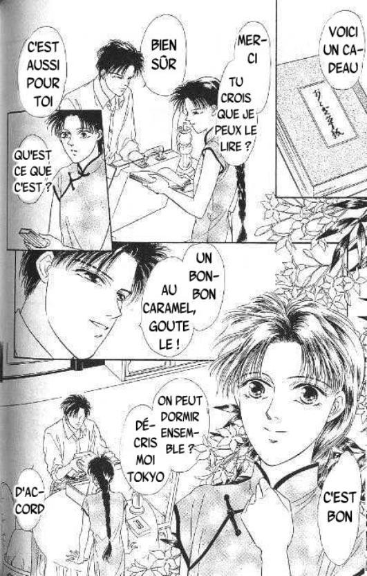 Kago no tori chapitre 3 partie 2