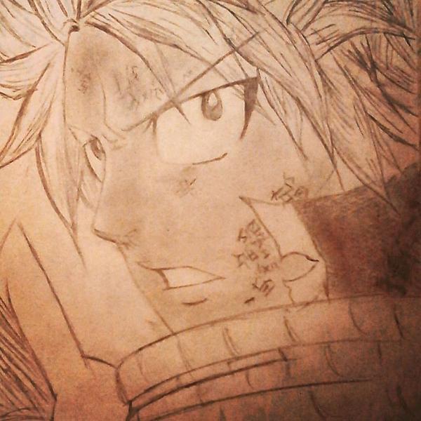 Natsu^^ Fairy tail !!!
