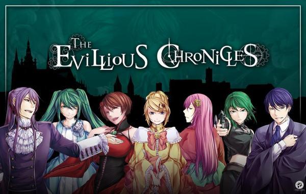 Je suis le symptôme des Evillious Chronicles (Remixez !)