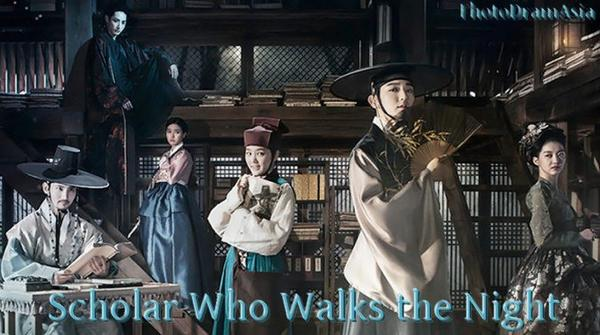 Scholar Who Walks the Night