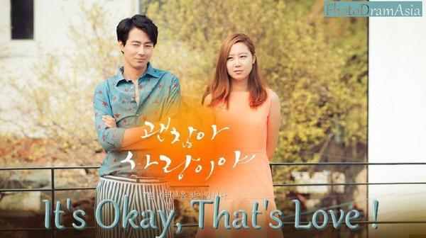 It's Okay ! That's love !