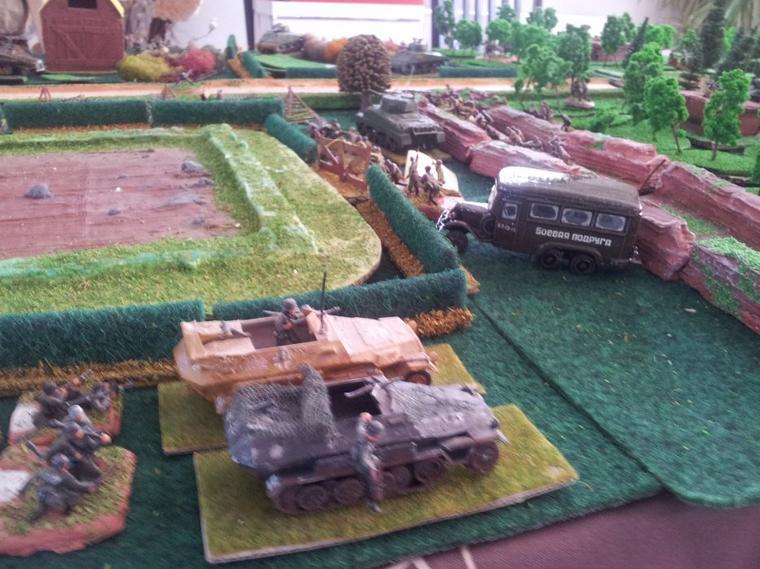 La bataille de Cesseska
