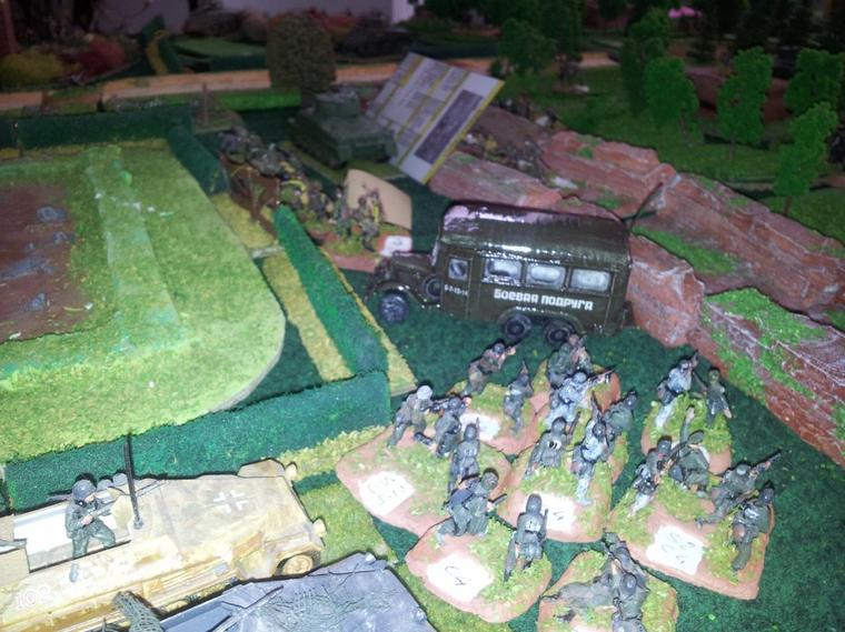 La bataille de Cesseska ( 2 )