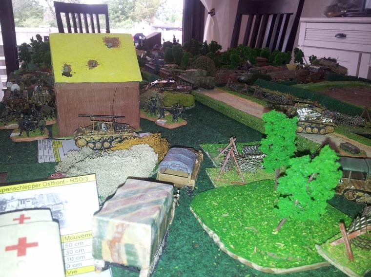 La bataille de Cesseska ( 3 )