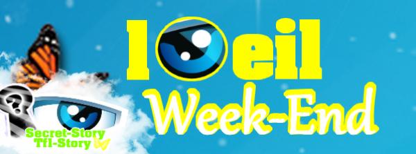 lOeil Week-End !