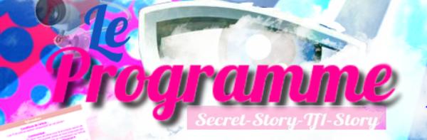 Secret-Story-Tf1-Story: Le Programme!