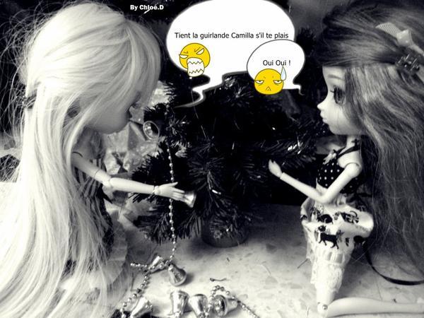 PhotoStory du Sapin de Noel ♥