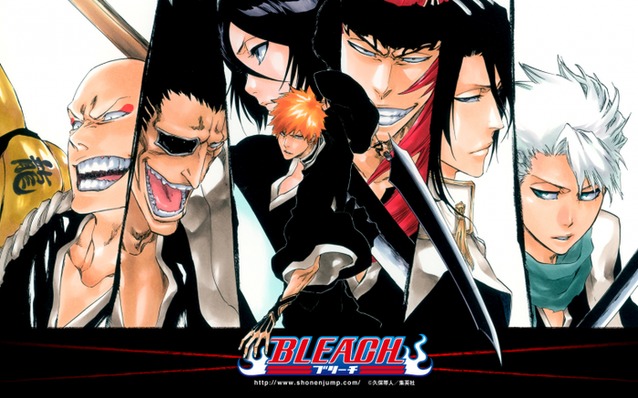 Quelques citations de Bleach