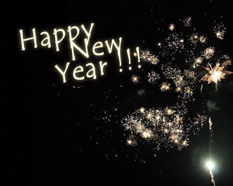 Bonne annés 2014 !