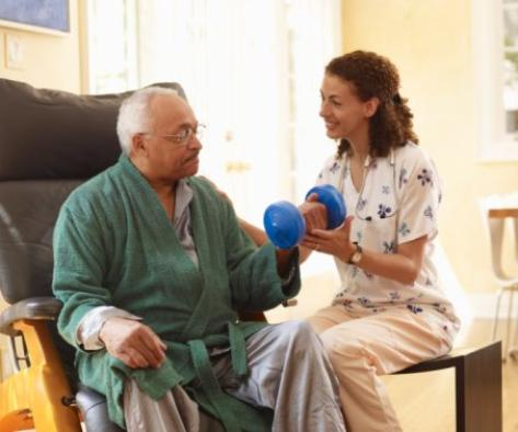Benefits of In-Home Physiotherapy for Seniors