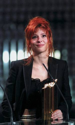 Mylène Farmer - NRJ Music Awards 2003