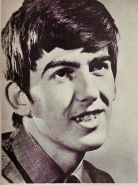 R.I.P. George Harrison ♥