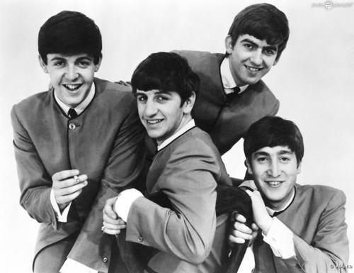 Galerie-photo des Beatles ♥