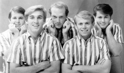 Photo du jour : The Beach Boys ♫
