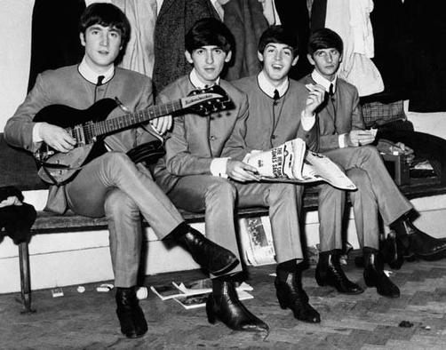 Costumes des Beatles