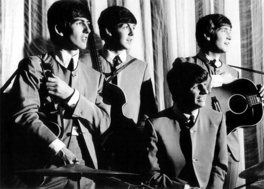 Costumes des Beatles