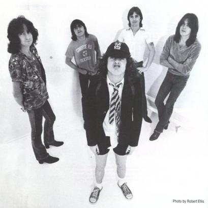 Photo du jour :  AC/DC ♫