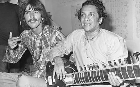 R.I.P. Ravi Shankar (1920 - 2012)