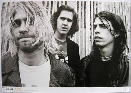 Photo du jour : Nirvana ♫