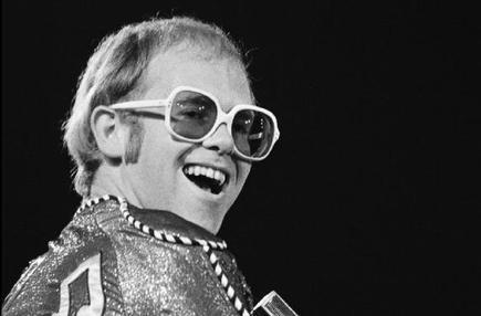 Photo du jour : Elton John ♫