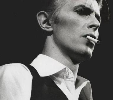 Photo du jour : David Bowie ♫
