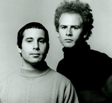 Photo du jour : Simon & Garfunkel ♫