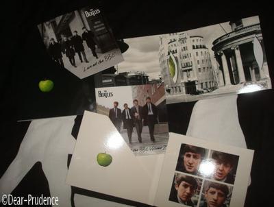 """Compilations des Beatles : """"Live At The BBC"""", volumes 1 et 2. Let's go !"""