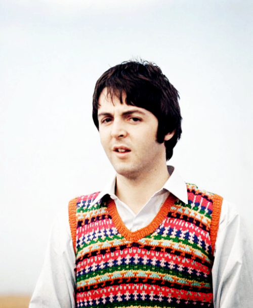 Pour Soso ♥ Paul McCartney en 1967