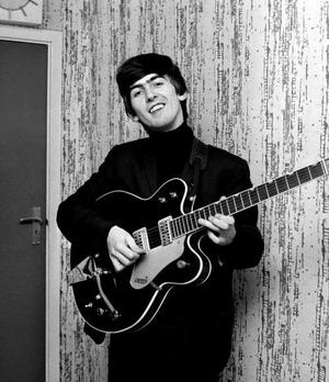 Happy birthday George Harrison ♥