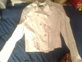 Blazer blanc #2