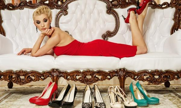aimez vous les chaussures ? Quel style ? Et combien en avez vous :) ?