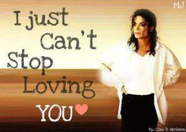 I just can't stop loving you  ♥