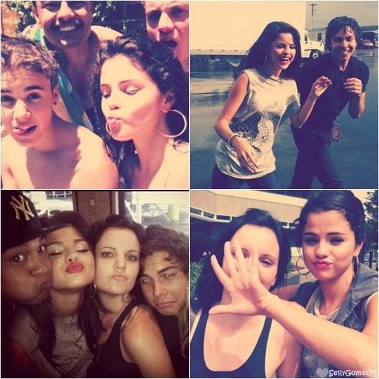 Candids : 09 Aout, Selena quittant son hôtel a New-York et par la meme occasion elle rencontre ses fans. |Vidéo|