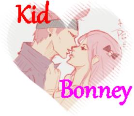 Kid x Bonney