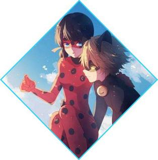 ChatNoir/Adrien x Ladybug/Marinette