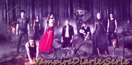 Bienvenue sur VampireDiariesSerie ! ♥