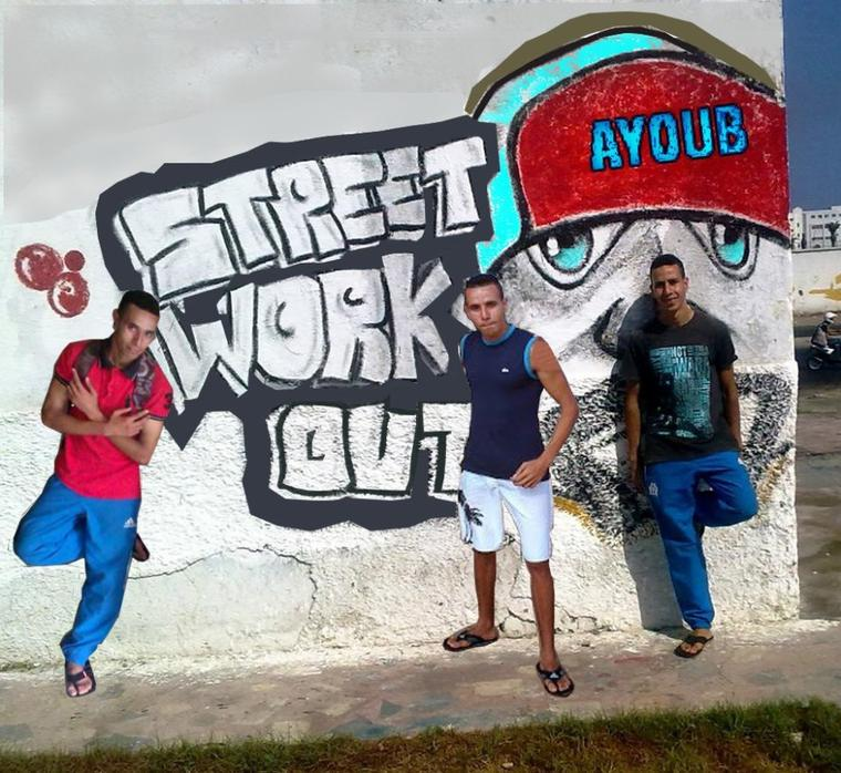 street work out ;) ;) ;)