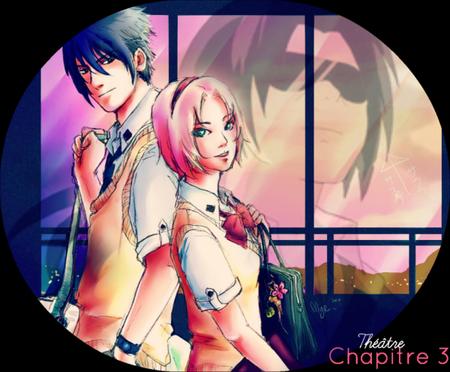 Friendship's bond, chapitre n°3