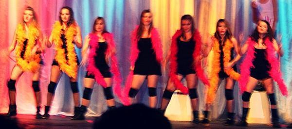 Shake, Shake, Shake Seniora! ♥