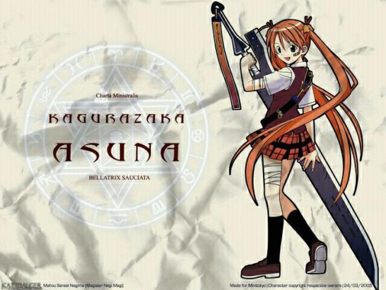 negima et tsubasa chronicle