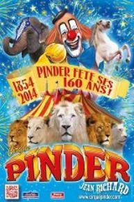 le cirque pinder en Charente Maritime cet été !