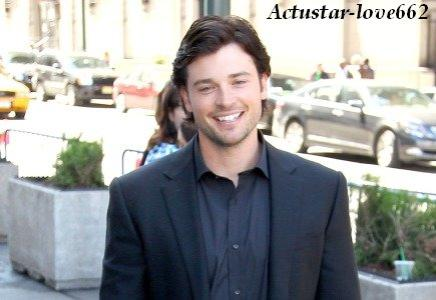 Tom Welling veut faire un film